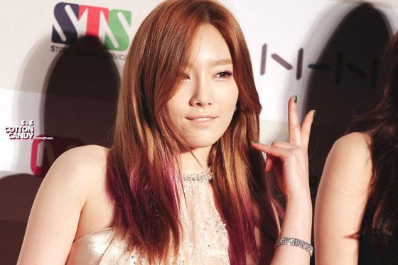 Snsd Taeyeon Gaon Chart Kpop Awards