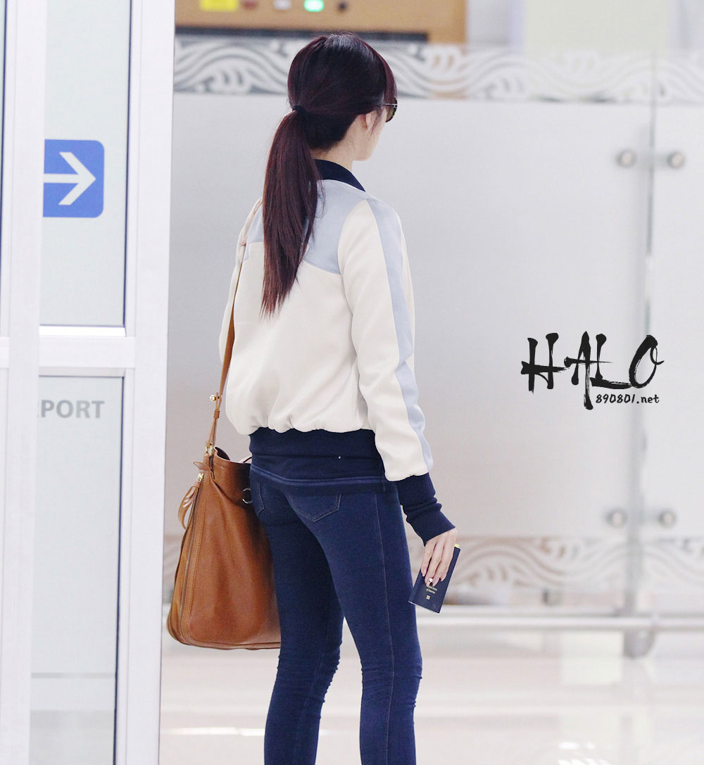 Tiffany Gimpo Airport 130218