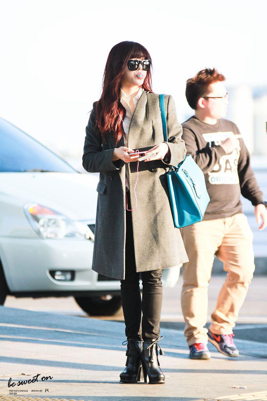 Tiffany Incheon Airport 130222 encore