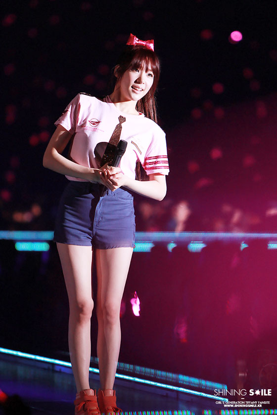 Snsd Tiffany Japan Arena Tour 2013