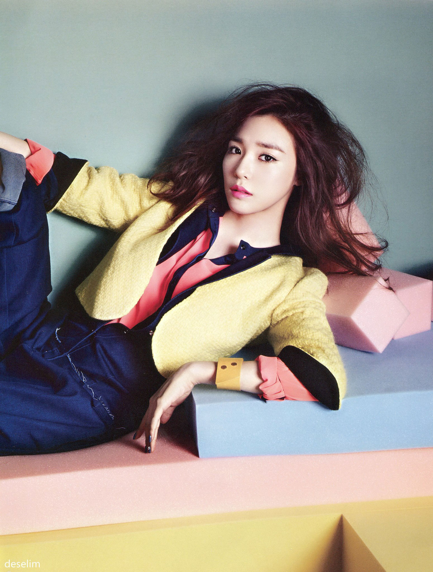 Tiffany Vogue Girl Pink Wings