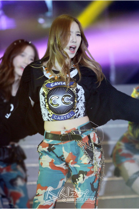 SNSD Taeyeon Hong Kong Asian Pop Music Festival 2013