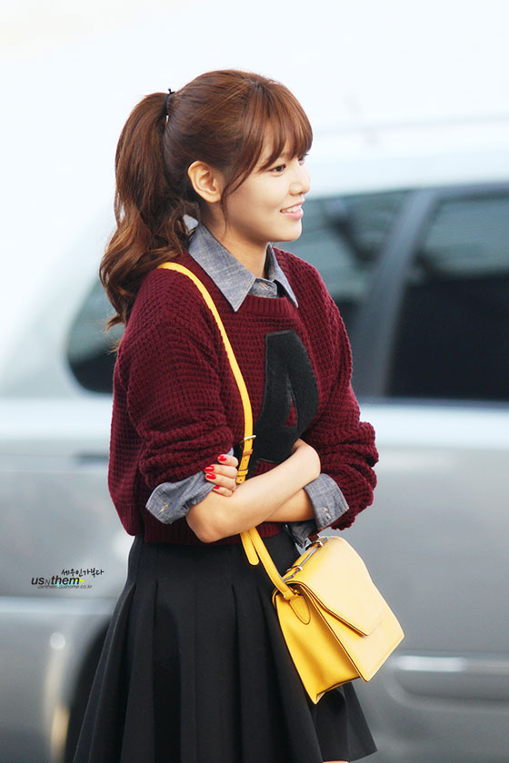 Snsd Sooyoung Incheon International Airport