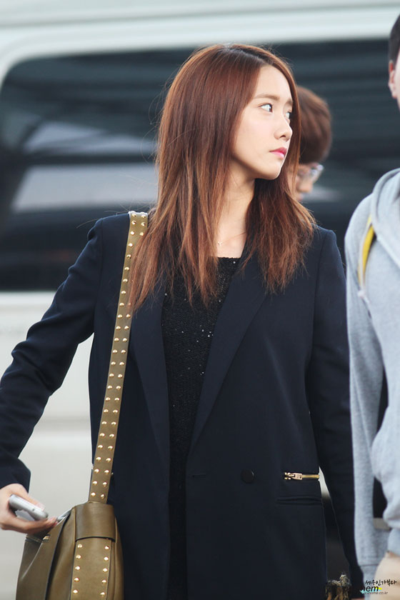 Snsd Yoona Incheon International Airport