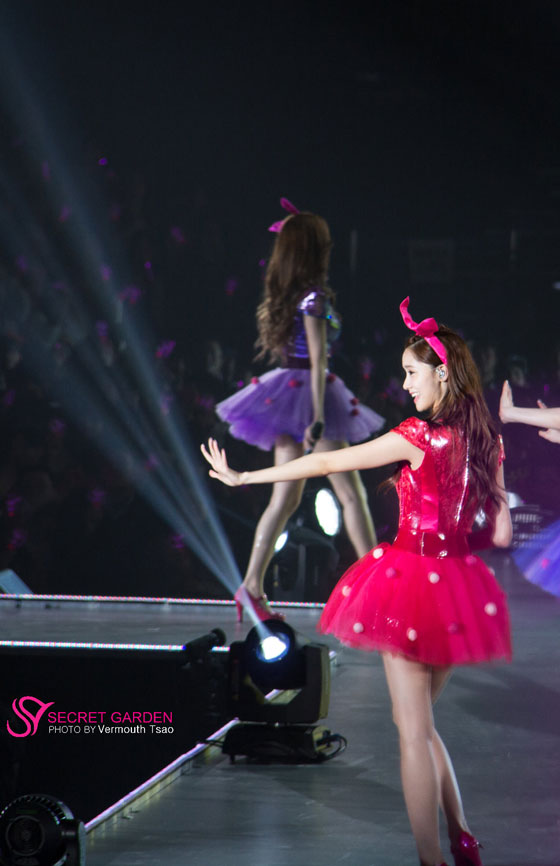 Snsd Yoona Japan Arena Tour in Fukuoka