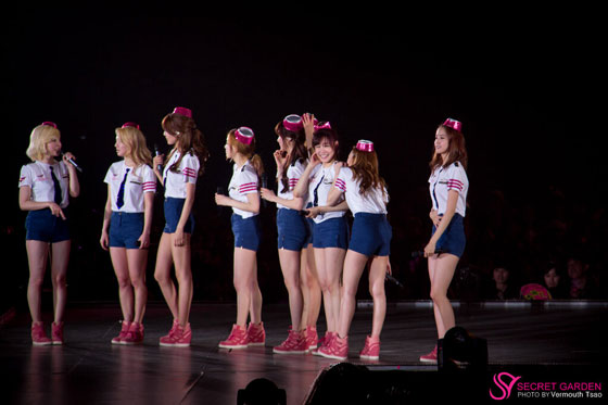 Girls Generation Fukuoka Arena Concert