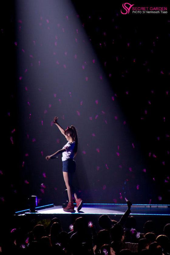 Snsd Tiffany Fukuoka Arena Concert