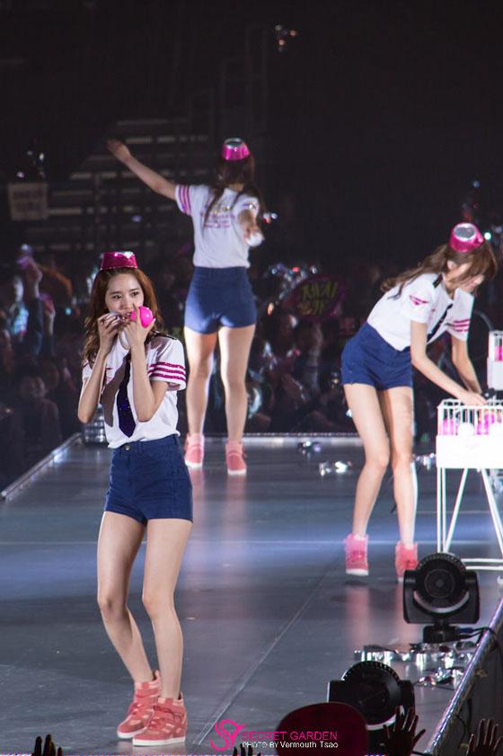 Snsd Yoona Fukuoka Arena Concert