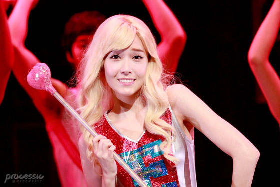SNSD Jessica Legally Blonde Musical final