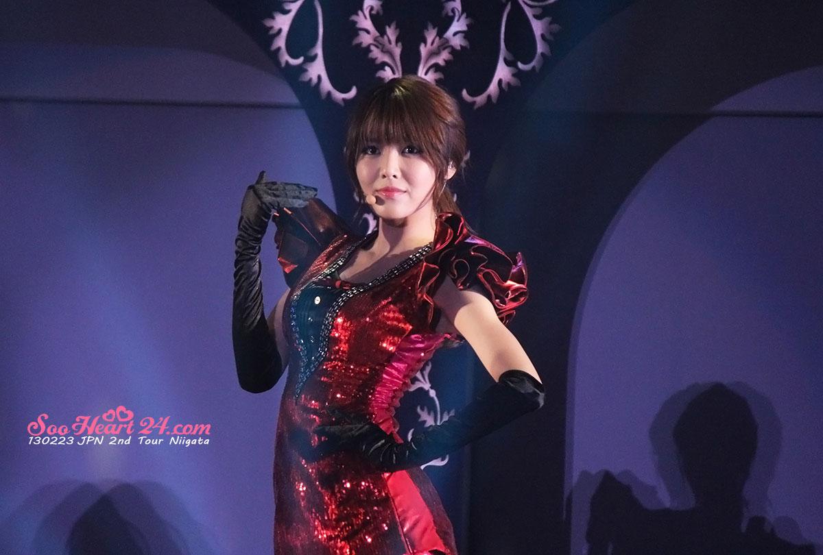 Sooyoung @ Niigata Girls & Peace Concert