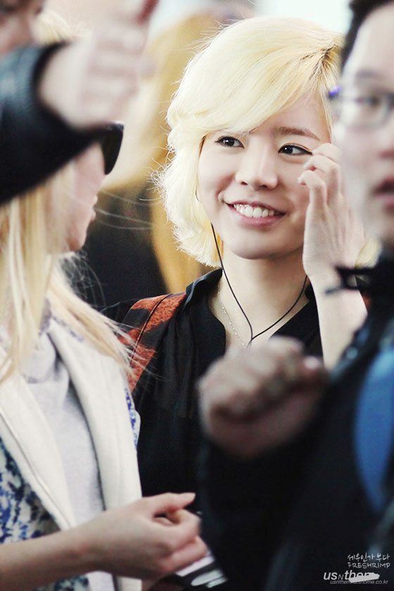SNSD Sunny Incheon Airport style