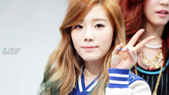 Happy Birthday Taeyeon 2013