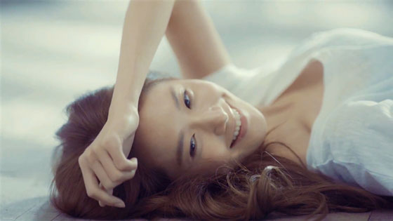 SNSD Yoona Innisfree BB Cream commercial