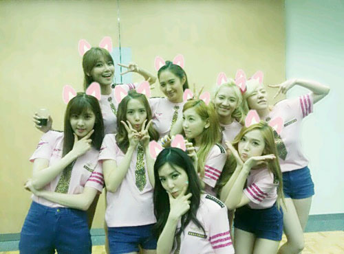 Girls Generation final Girls Peace 2013 Concert