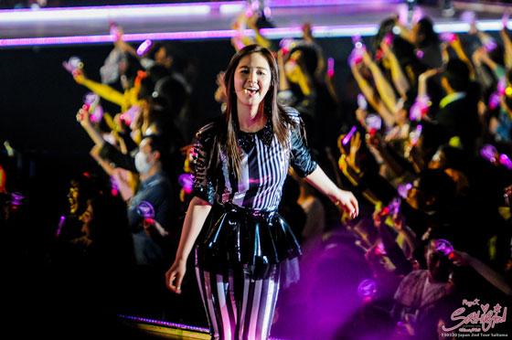 SNSD Yuri Girls Peace Japan Tour