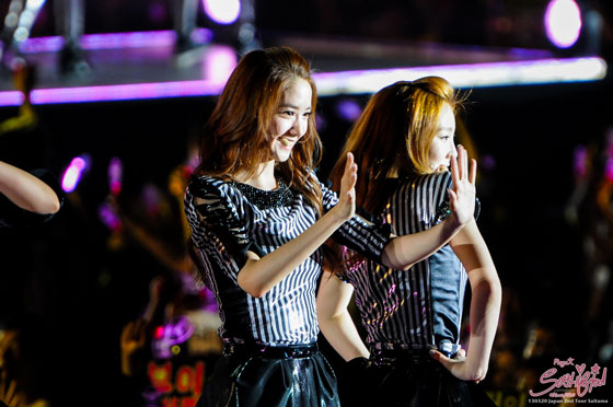 SNSD Yoona Girls Peace Japan Tour