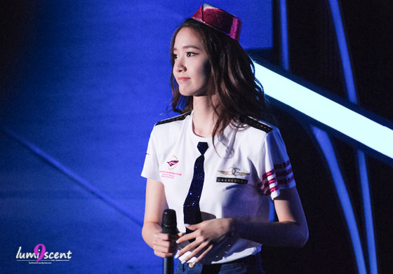 SNSD Yoona Girls Peace Tour in Osaka