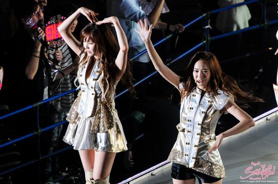 SNSD Seohyun Girls Peace Japan Tour