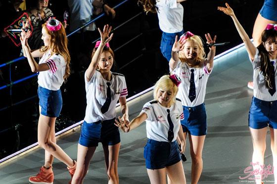 Girls Generation Saitama Girls Peace Japan Tour