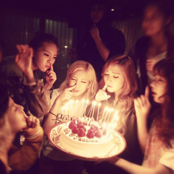 Girls Generation Jessica 2013 birthday