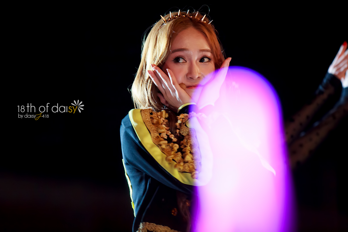 Jessica @ Super Joint Concert Thailand