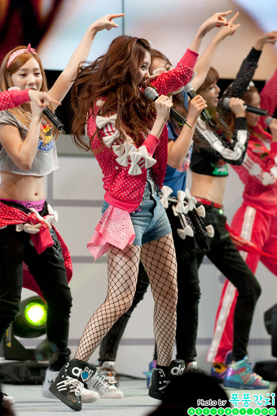 SNSD Seohyun LG Cinema 3D World Festival