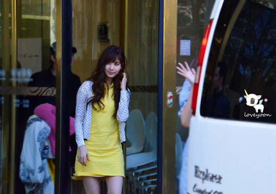 SNSD Seohyun Sooyoung Tommy Hilfiger event