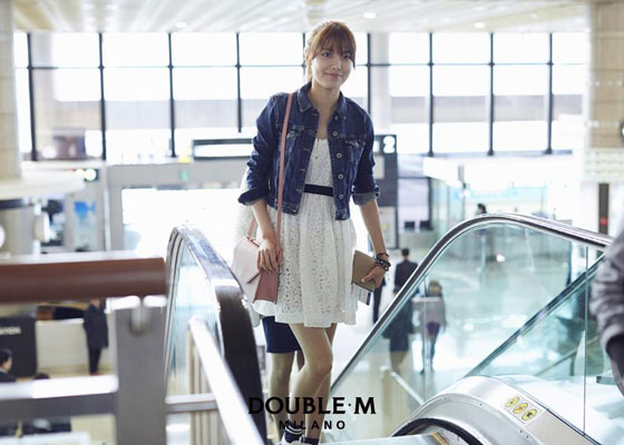 Sooyoung Double*M airport style