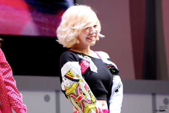 SNSD Sunny LG Cinema 3D Festival 2013