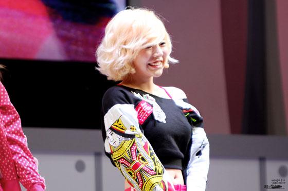 SNSD Sunny LG Cinema 3D Festival 2013