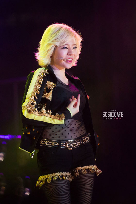 SNSD Sunny Super Joint Concert in Thailand