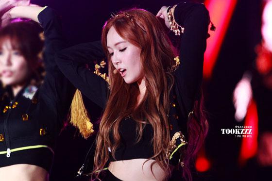 SNSD Jessica Super Joint Concert Thailand