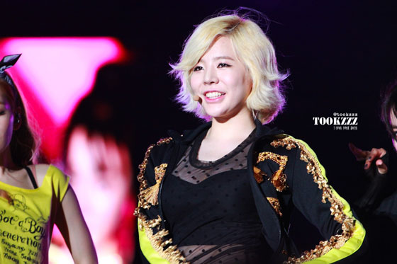 SNSD Sunny Super Joint Concert Thailand