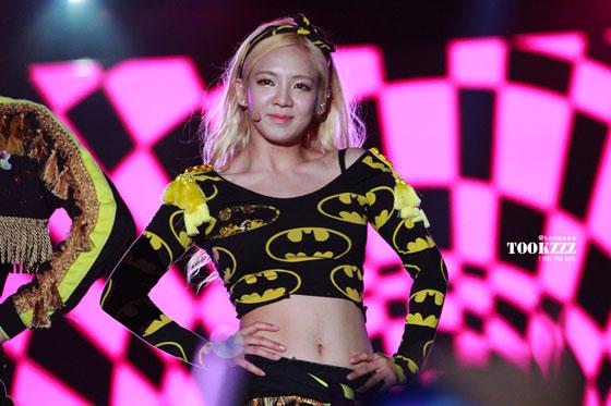 SNSD Hyoyeon Super Joint Concert Thailand