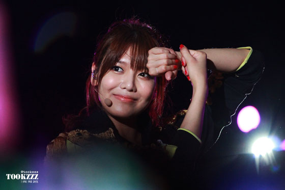 SNSD Sooyoung Super Joint Concert Thailand