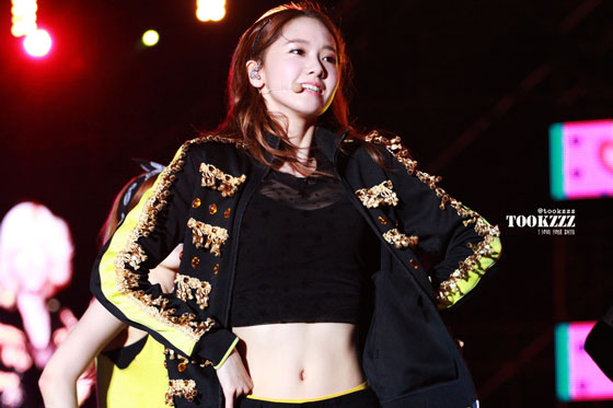 SNSD Yoona Super Joint Concert Thailand
