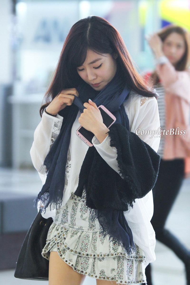 Tiffany Gimpo Airport 130416