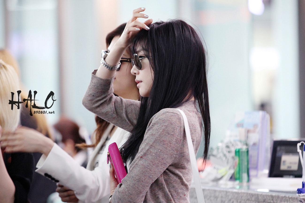 Tiffany Incheon Airport 130329