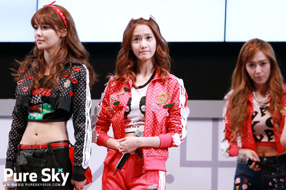 SNSD Yoona LG Cinema 3D World Festival