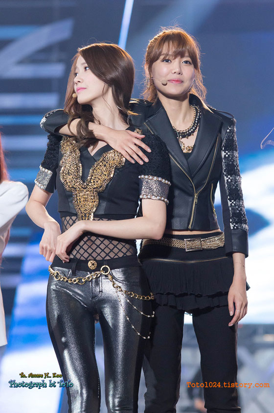 Sooyoung Yoona Dream Concert 2013 ending