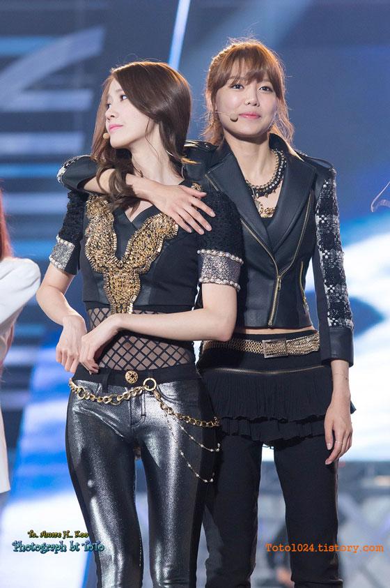 Sooyoung Yoona Dream Concert 2013 ending
