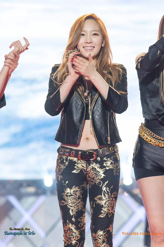 SNSD Taeyeon Dream Concert 2013 ending