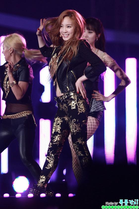 SNSD Taeyeon 2013 Dream Concert