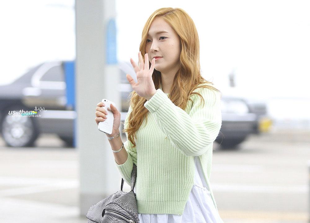 Jessica Incheon & HK Airport