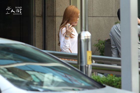 SNSD Jessica leaving Music Bank
