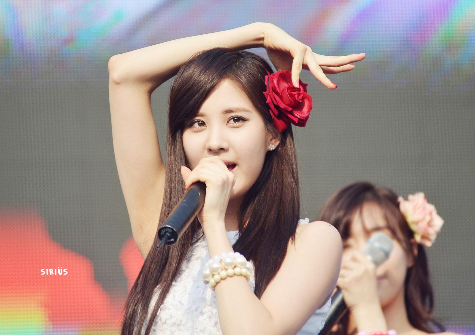 Tiffany Kyungbock High School Festival 2013