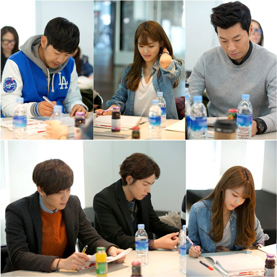 SNSD Sooyoung Cyrano Dating Agency script reading