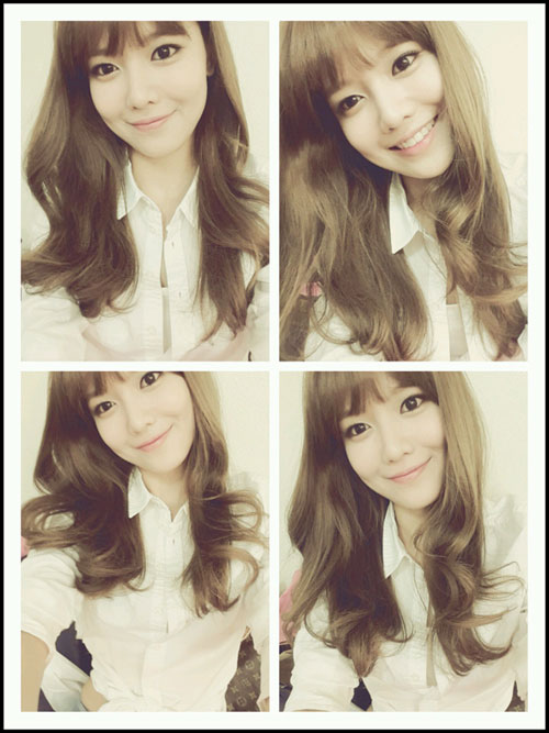 Girls Generation Sooyoung selca picture
