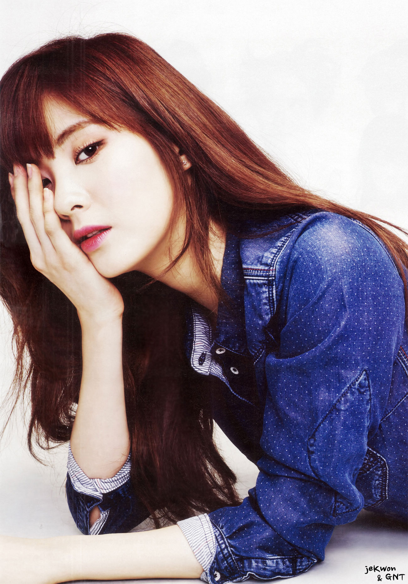 Sooyoung & Seohyun High Cut Magazine