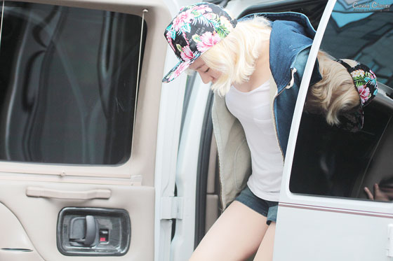 SNSD Sunny KBS Music Bank